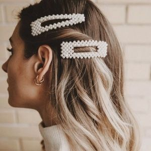 2 piece oversized hair clips